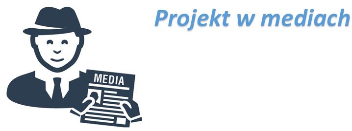 Projekt w mediach