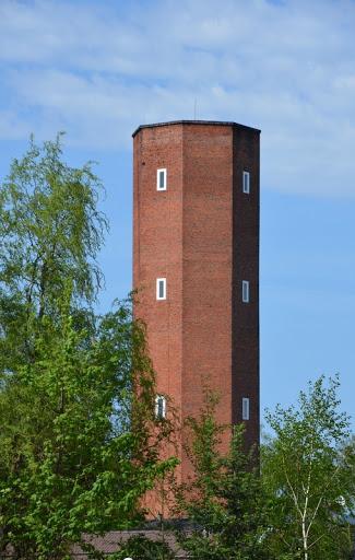 Widok wieży